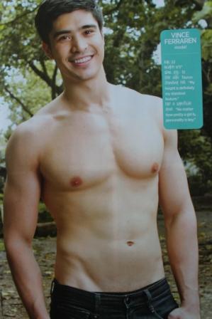 Vince Ferraren Model