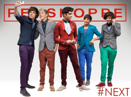 One Direction Endorsement